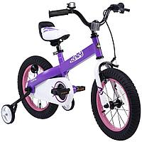 "ROYAL BABY Велосипед двухколесный HONEY 16"" Пурпурный PURPLE"