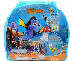 Детская игровая палатка «Nemo»