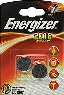 Элемент питания Energizer CR2016 -2 штуки в блистере