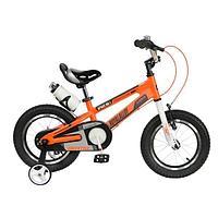 """ROYAL BABY Велосипед двухколесный SPACE NO.1 ALLOY 16"""" Оранжевый ORANGE"""
