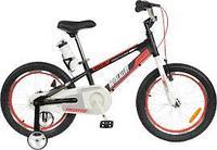 """ROYAL BABY Велосипед двухколесный SPACE NO.1 STEEL 16"""" Черный BLACK"""