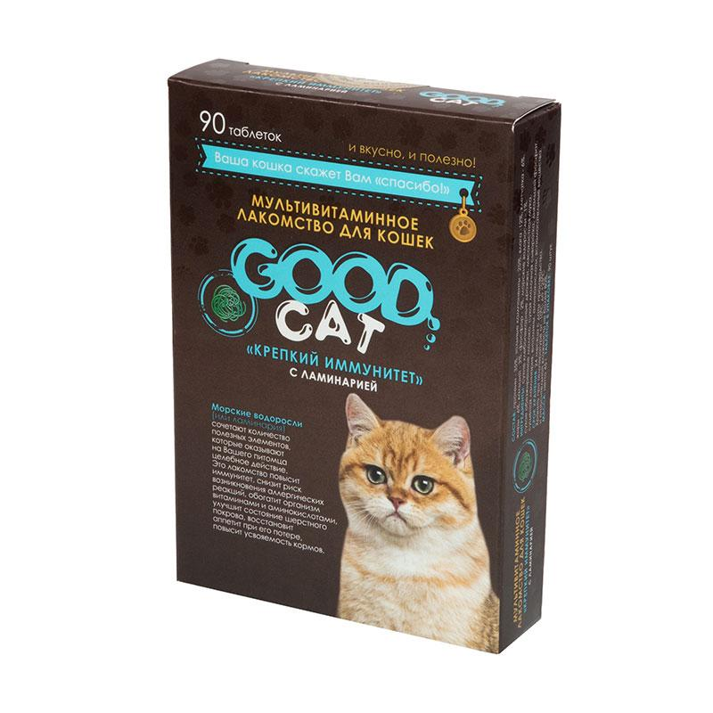 """Good Cat лакомство """"Крепкий иммунитет"""" для кошек"""