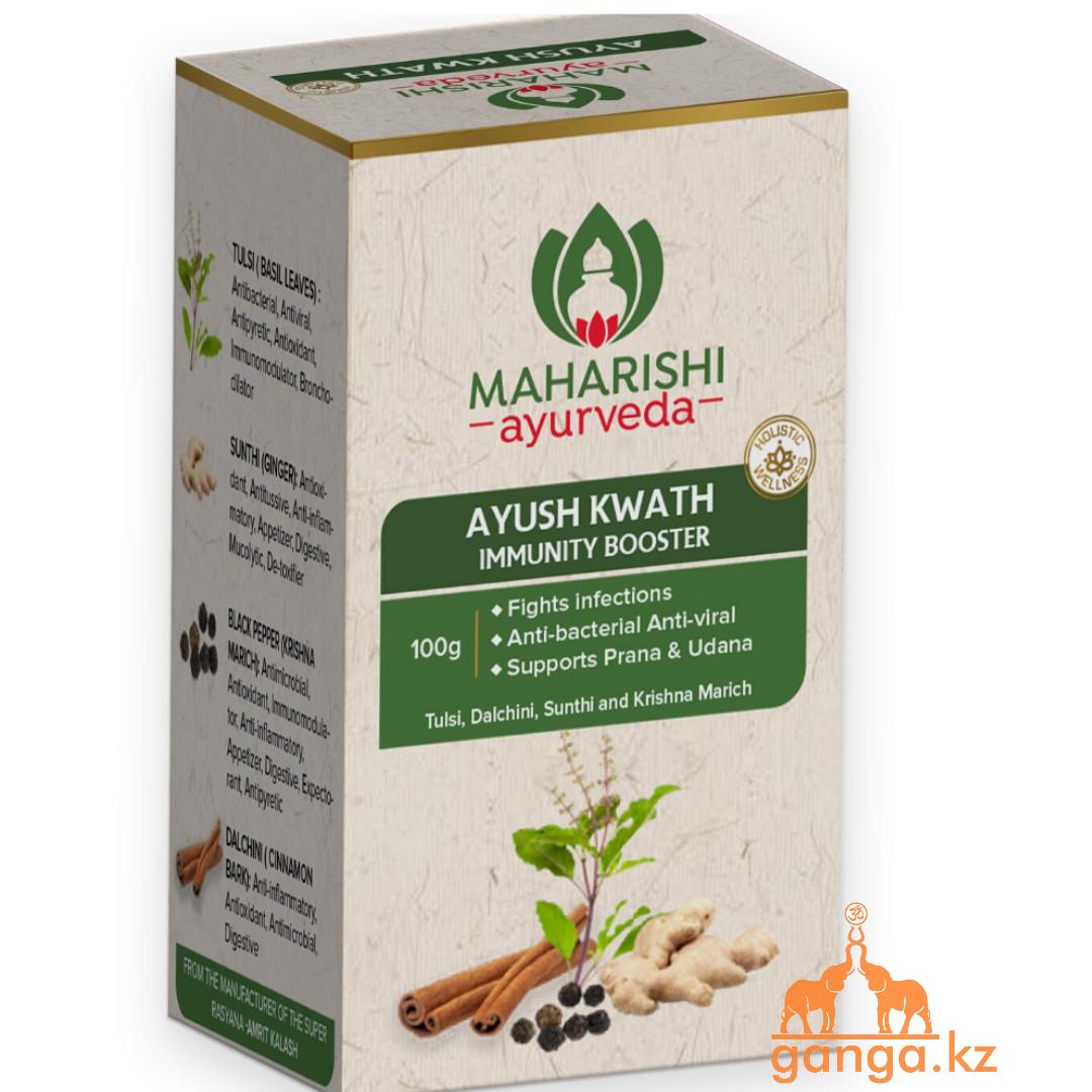 Усилитель Иммунитета Аюш Кват (Immunity Booster Ayush Kwath MAHARISHI AYURVEDA), 100гр