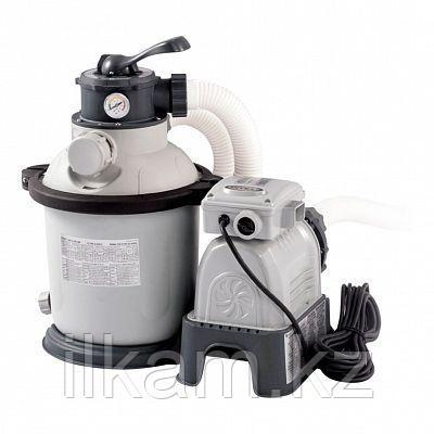 Фильтр-насос песочный, 6000 л\ч, Intex 28646 (56686)