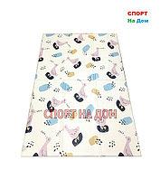 Детский напольный складной коврик (Габариты: 1,8 х 2 метра)