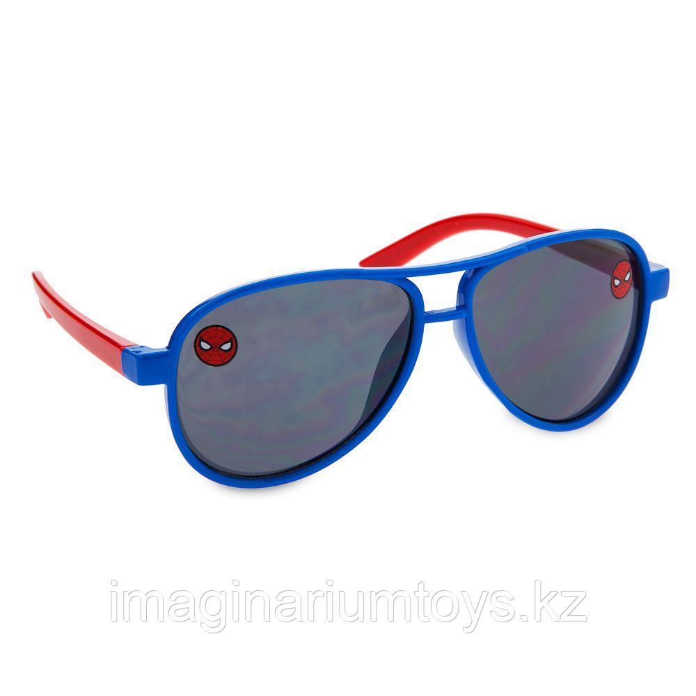 """Очки солнцезащитные для мальчиков """"Человек паук"""""""