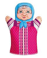 Домашний кукольный театр. Кукла перчатка «Бабушка»