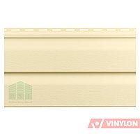 """Сайдинг панель Vinylon D4.5"""" Dutchlap (птичье молоко), фото 2"""