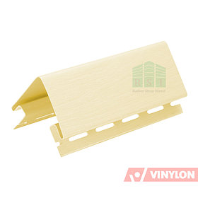 Наружный угол Vinylon (птичье молоко)