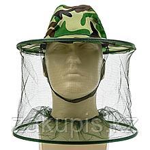 Накомарник - москитная сетка на голову