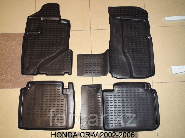 Коврики Novline в салон HONDA CR-V 2002-2006