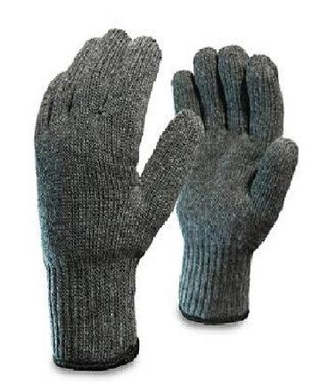 Перчатки шерстяные двойные в Алматы, фото 2