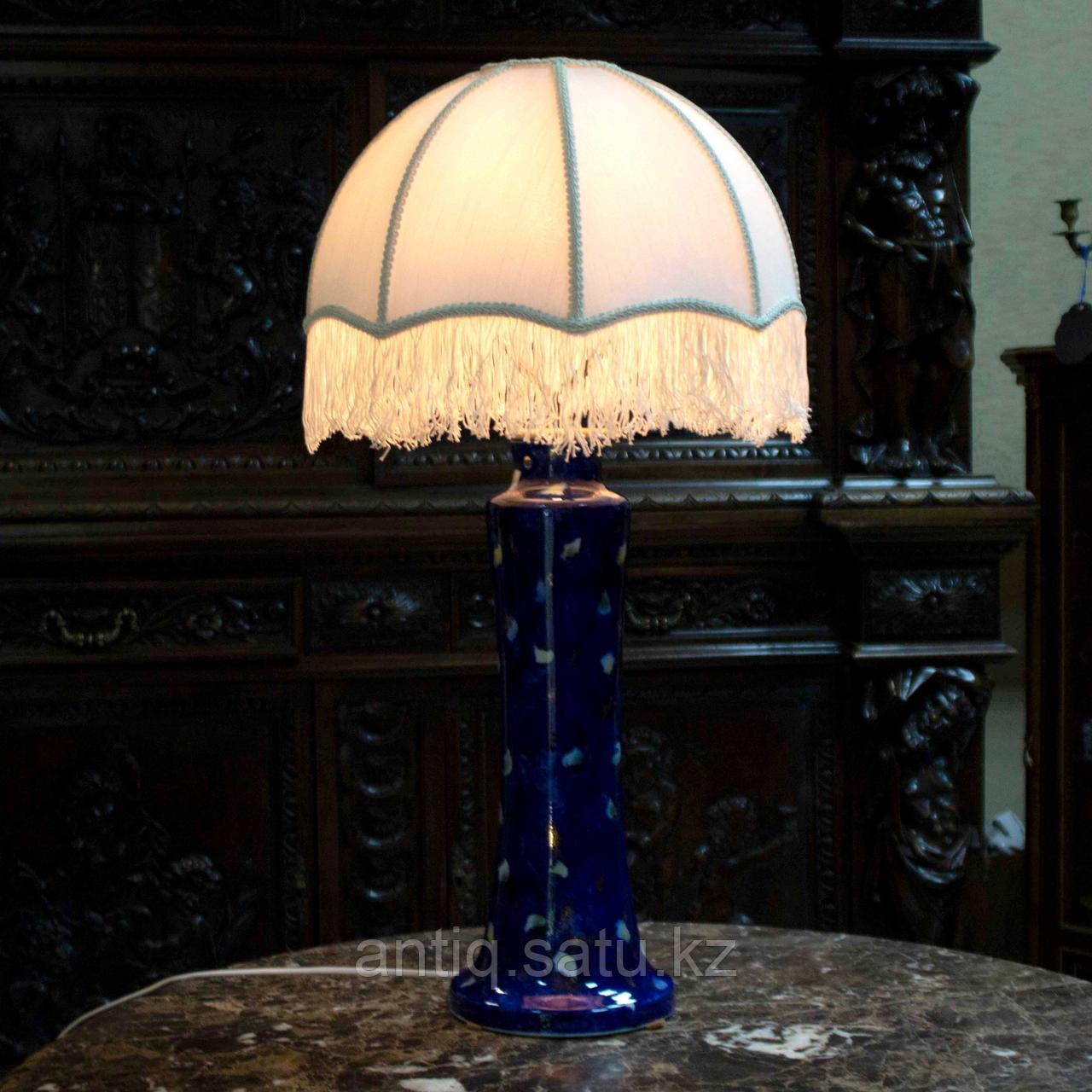 Настольная лампа. Фарфоровая мануфактура Wallendorf - фото 2