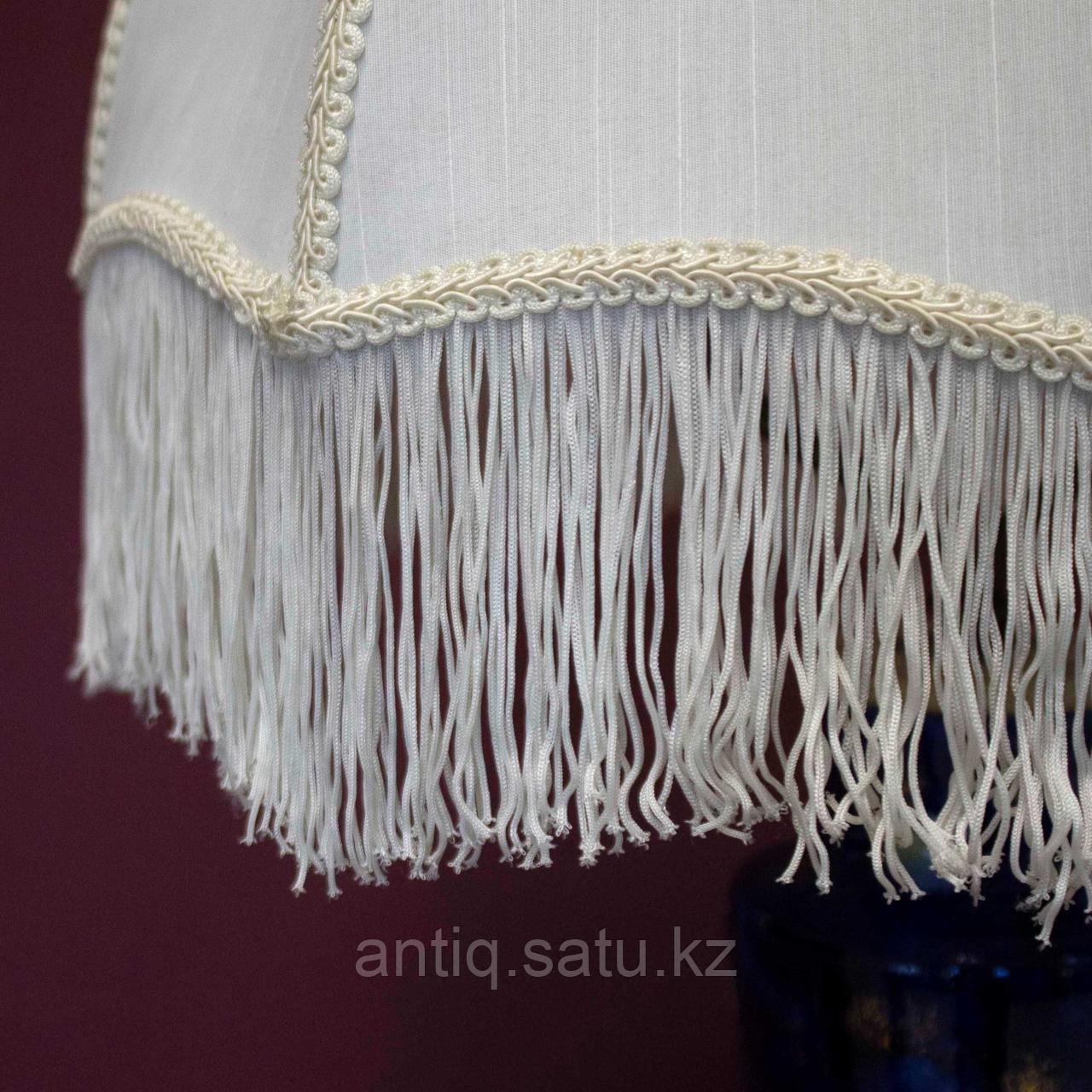 Настольная лампа. Фарфоровая мануфактура Wallendorf - фото 3