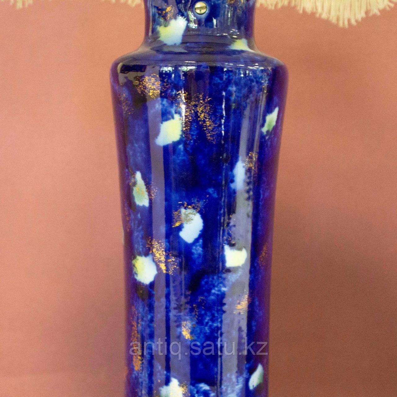 Настольная лампа. Фарфоровая мануфактура Wallendorf - фото 5