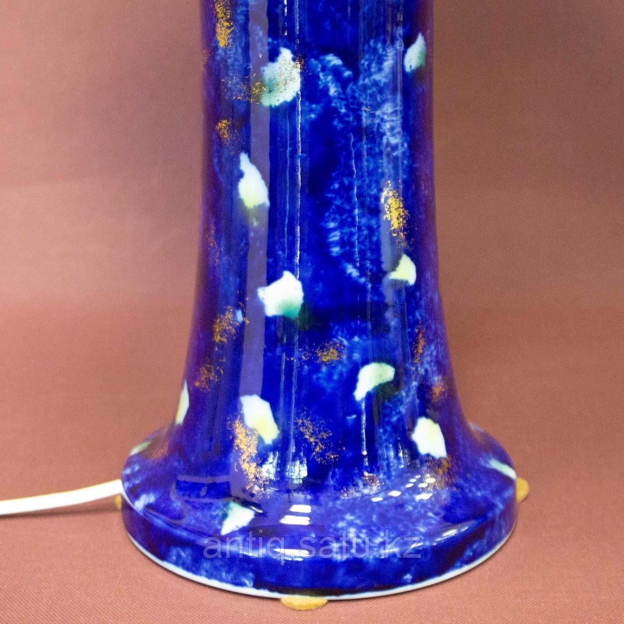 Настольная лампа. Фарфоровая мануфактура Wallendorf - фото 6