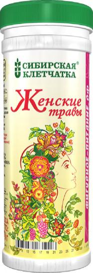 Сибирская клетчатка «Женские травы» 170 гр