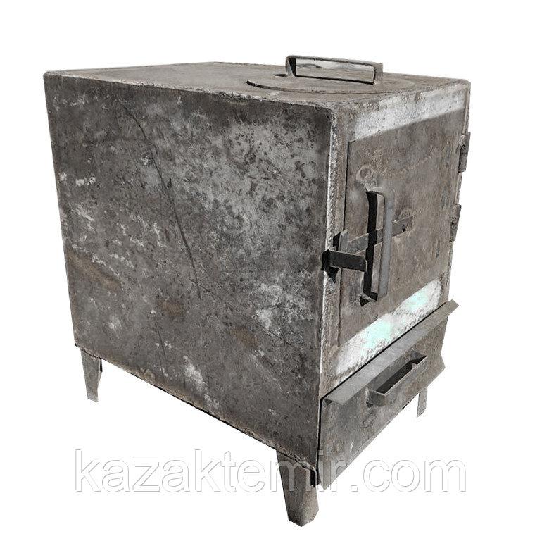 """Печь """"Буржуйка"""" под плиту для дома в Алматы"""