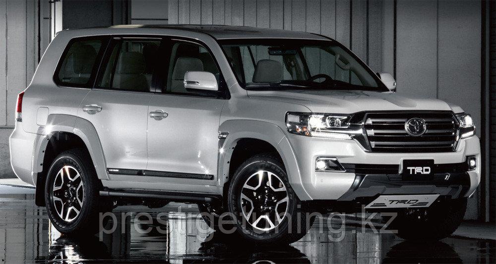 Обвес TRD SAFARI на Toyota Land Cruiser 2016-2021