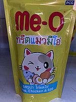 """Лакомство для кошек PCG """"Ме-О"""", курица и яйца 50 г"""