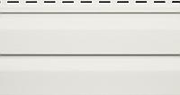 Сайдинг панель 203х3,000 мм 0,61 м2 Белый Vinylon Logistic D4D