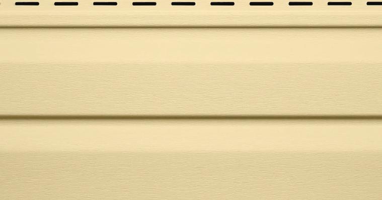 Сайдинг панель 203х3,000 мм 0,61 м2 Ваниль Vinylon Logistic D4D