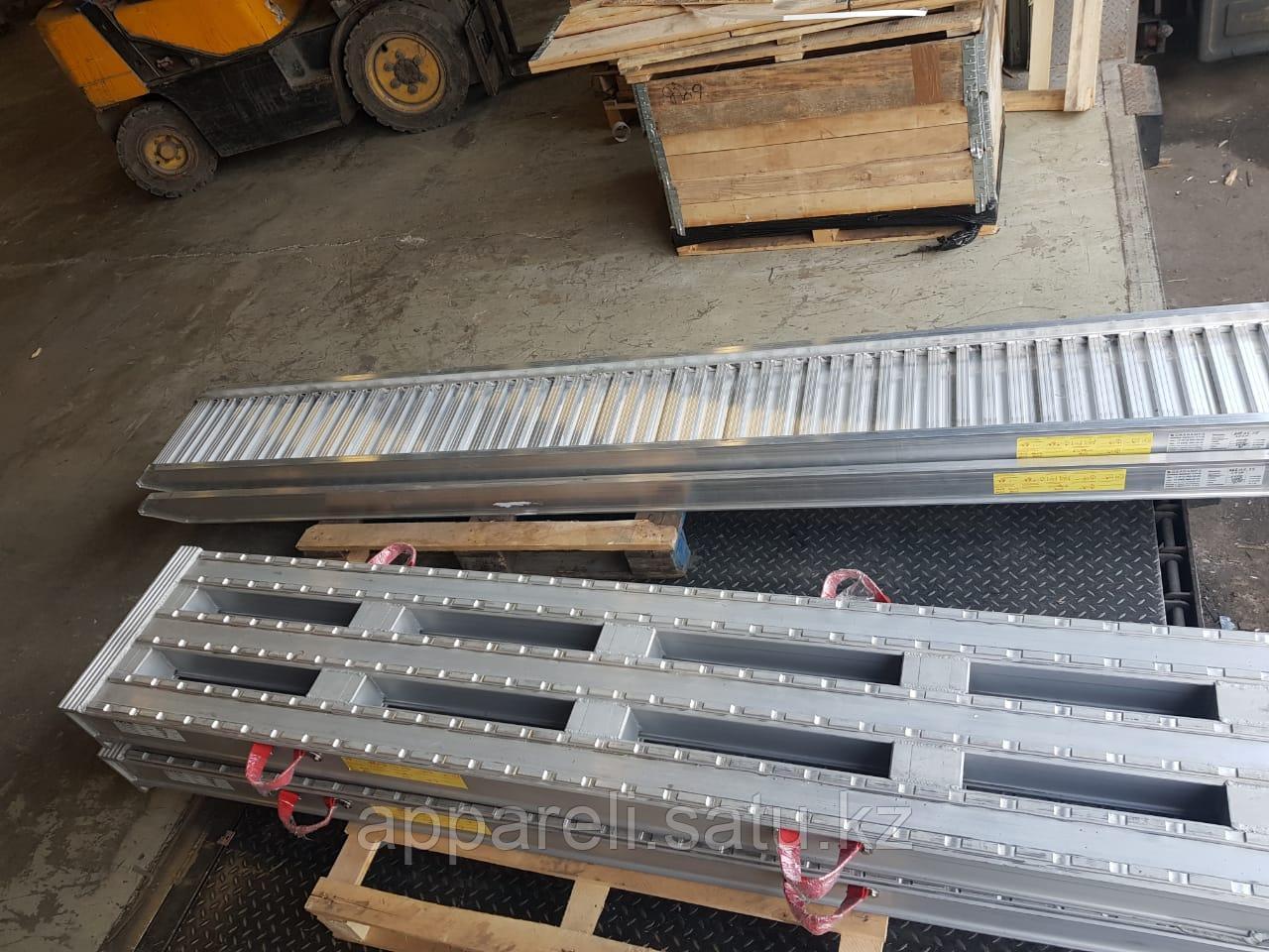 Аппарели, грузоподъёмность 32-35 тонн