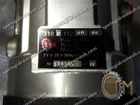 Гидромотор 310.2.112.00 аксиально-поршневой нерегулируемый