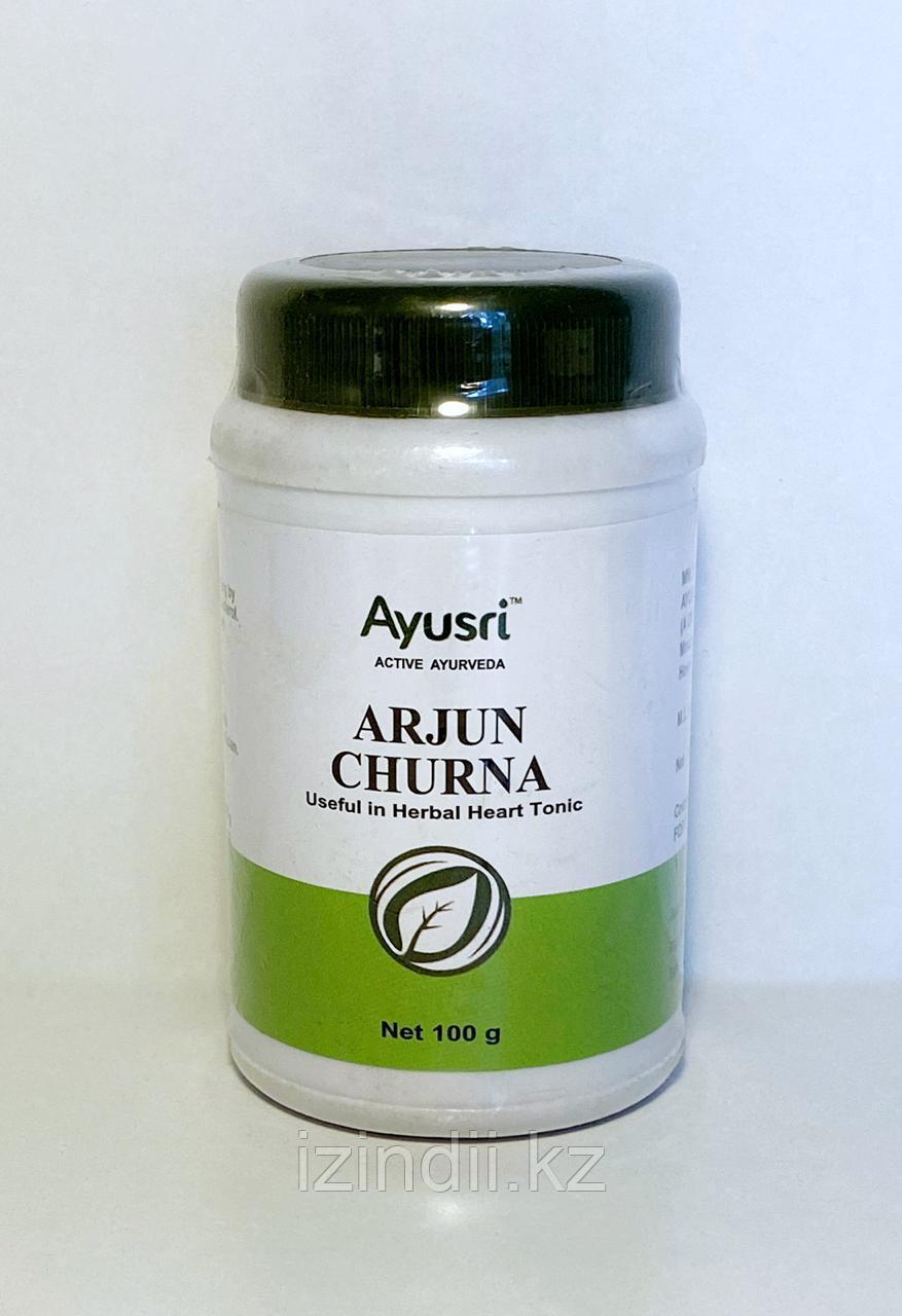 Порошок Арджуны, 100 гр, Sahul,Arjuna Churna