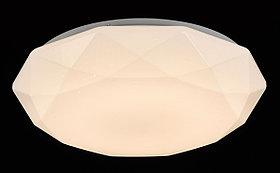 Управляемый светодиодный светильник ALMAZ 60W R-493-SHINY/WHITE-220V-IP44