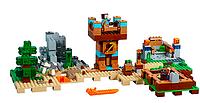 Конструкторs  Lego Minecraft, лего Майнкрафт