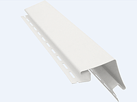 Угол наружный 5х5х3050 мм Белый Vinylon