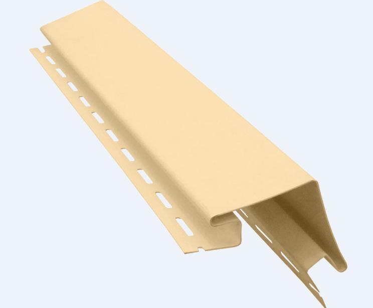Угол наружный 7х7х3050 мм Ваниль Vinylon