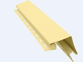 Угол наружный 7х7х3050 мм Кремовый Vinylon