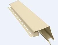 Угол наружный 7х7х3050 мм Лён Vinylon