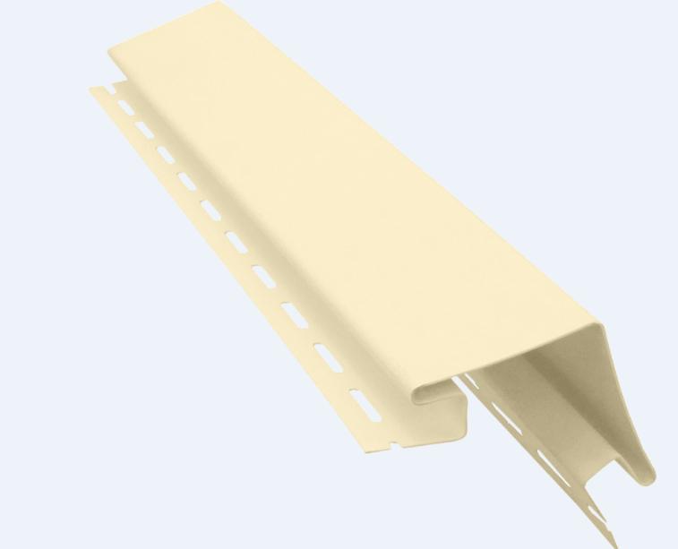 Угол наружный 7х7х3050 мм Птичье молоко Vinylon