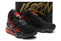 """Игровые кроссовки Nikе LeBron XVII (17) """"Infrared"""" (36-46), фото 6"""