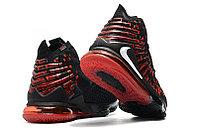 """Игровые кроссовки Nikе LeBron XVII (17) """"Infrared"""" (36-46), фото 5"""