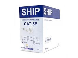 Кабель сетевой, SHIP, D145-P, Cat.5e, FTP, 305 м/б