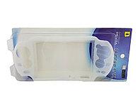 Чехол защитный силиконовый Sony PSP Vita Silicone Case, белый