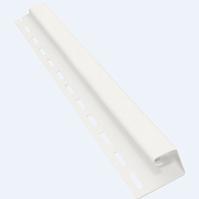 Профиль J 3660 мм Белый Vinylon