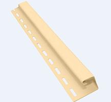 Профиль J 3660 мм Ваниль Vinylon