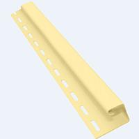 Профиль J 3660 мм Кремовый Vinylon
