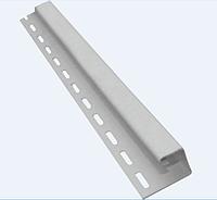 Профиль J 3660 мм Серо-голубой Vinylon