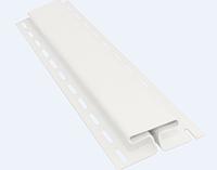 Профиль H соединительный 3050 мм Белый Vinylon