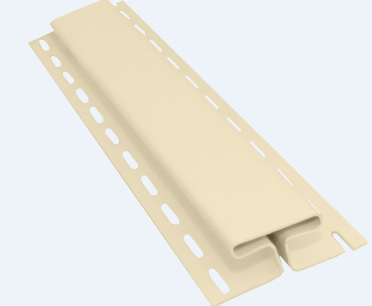 Профиль H соединительный 3050 мм Лён Vinylon
