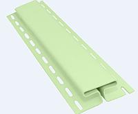 Профиль H соединительный 3050 мм Фисташковый Vinylon