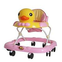 SHINE RING  Ходунки (8 колес,игрушки,муз) (67*60*51), PINK/ Розовый