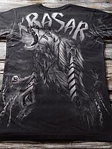 «Медвежий вождь» мужская тотальная футболка, фото 3