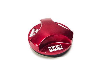 Крышка для топливного бака автомобиля HKS красный